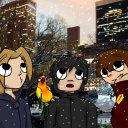 Cover of track Winter in Central Park by DLC
