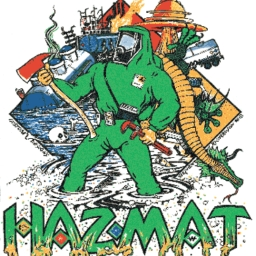 Avatar of user Hazmat