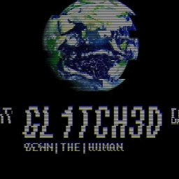Cover of track GL1TCH3D by BTH (Benn The Human)