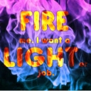 Cover of track Fire me. I want a lighter job. by Inavon