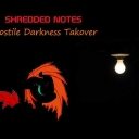 Cover of track Hostile Darkness Takeover by Luke Wolff