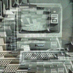 Cover of track computer-controlled by ataribasements