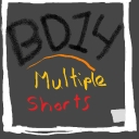 Cover of track Multiple Shorts by BeatDude14