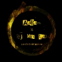 Cover of track aurum & dj mic lup - little gold wolves by αυяυм