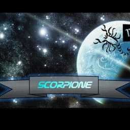 Cover of track Falling Through Time and Space by Scorpione