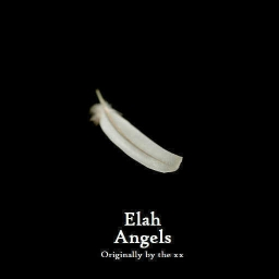 Cover of track Angels (Instrumental) by Elah