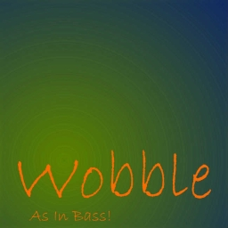 Cover of track Wobble by RetroBeatWatahh