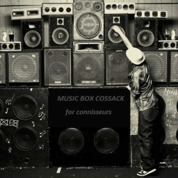 Cover of track for connisseurs by Music box Cossack