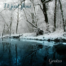 Cover of track It's just flow by Grotzo