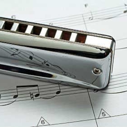 Cover of track Harmonica by ssagg.