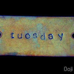 Cover of track Dull Tuesday by Ooji