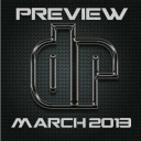 Cover of track Preview march 2013 by Jode Roy