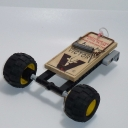 Cover of track Mousetrap Car Video Music by Brucii!