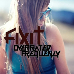 Cover of track FiX!T - Overrated Frequency by Fixit