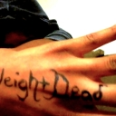 Cover of track A hardy har har.. by WeightDead
