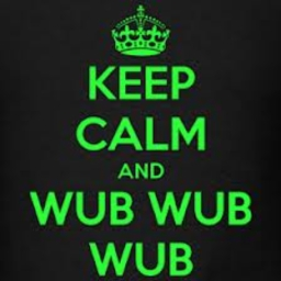 Avatar of user Mr.Wub Wub