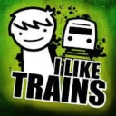 Cover of track I Like Trains by DJ Lucky Ch@rms