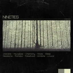 Cover of track Moais by Nineties