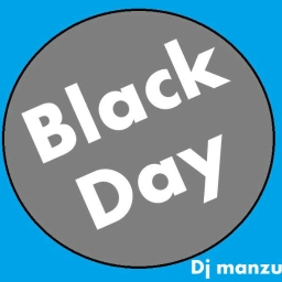 Cover of track Black Day by DjManzur-HN