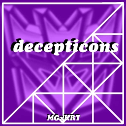 Cover of track decepticons by MGxKRT