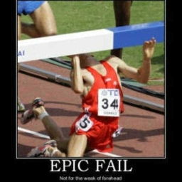 Cover of track EPIC FAILURE by O' Gilli