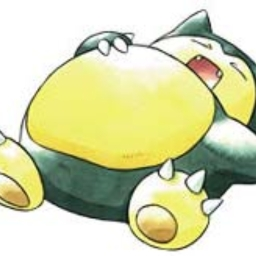 Avatar of user A Snorlax