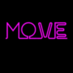 Cover of track Move by Giraffic