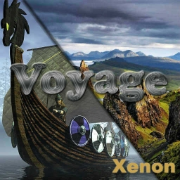 Cover of track Voyage by KroniX