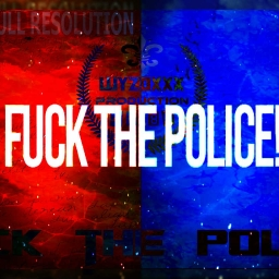 Cover of track wyzoxXx - Fuck the police by wyzoxXx-Production