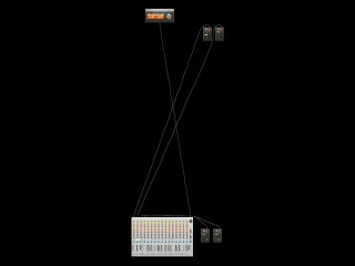 Cover of track Through The Portal by Ethan Rose