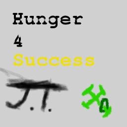 Cover of track Intro-Hunger 4 Success by JT McCoy