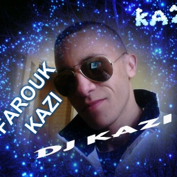 Cover of track DJ KAZI by FAROUK KAZI