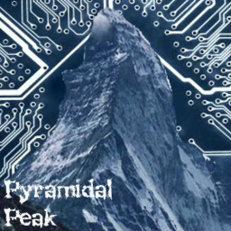 Cover of track Pyramidal Peak by lesnoodelos