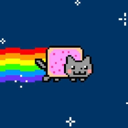 Cover of track Nyanbraham Lincoln (Nyan Cat + Pulv) by SgtArgent