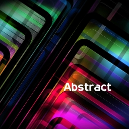 Cover of track Abstract by Nicholas Rogers