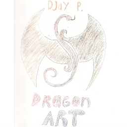 Cover of track Dragon Art by DJayP