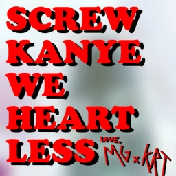Cover of track Kanye West x Heartless by MGxKRT