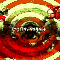 Cover of track drops of rain by The Italian Bass