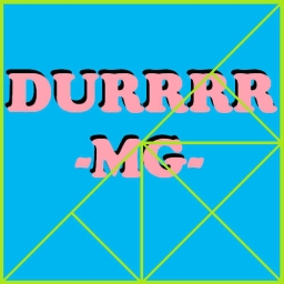 Cover of track durrrr by hkru