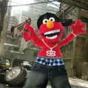 Cover of track Elmo's Ghetto by The Kudder