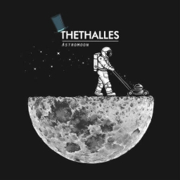 Cover of track (Teaser) TheThalles - Astromoon by TheThalles