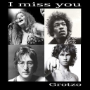 Cover of track I miss you by Grotzo