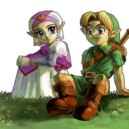 Cover of track Zelda's Lullaby by ZAY (has left, for good)