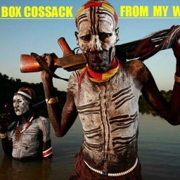 Cover of track FROM MY WOROLD by Music box Cossack
