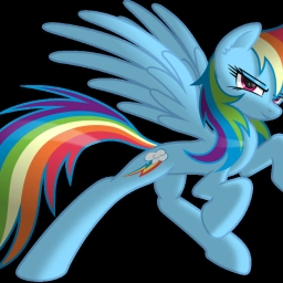 Cover of track Rainbow Dash by Sikon7