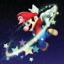Cover of track MARIO IN SPACE by Nathan Cervantes