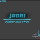 Cover of track The Party by Jrobi