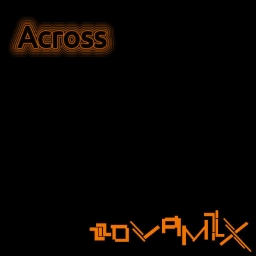 Cover of track Across by zovamix