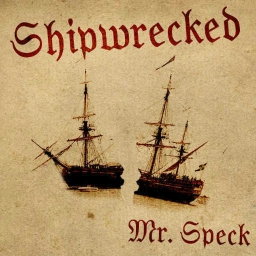 Cover of track Shipwrecked by Mr. Speck
