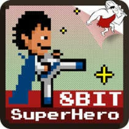 Cover of track 8 Bit Superhero by Frozenskull